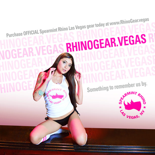 Spearmint Rhino Las Vegas Rhino Gear