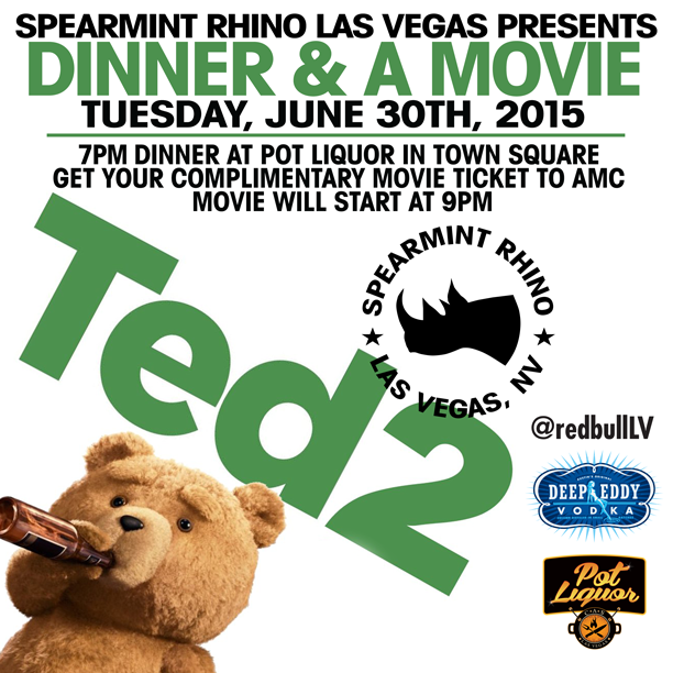 TED MOVIE NIGHT