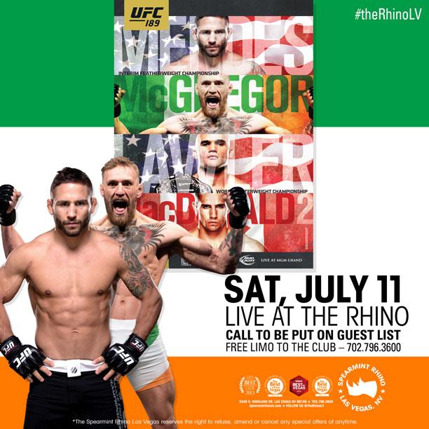 UFC189