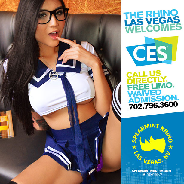 ces spearmint rhino las vegas strip club