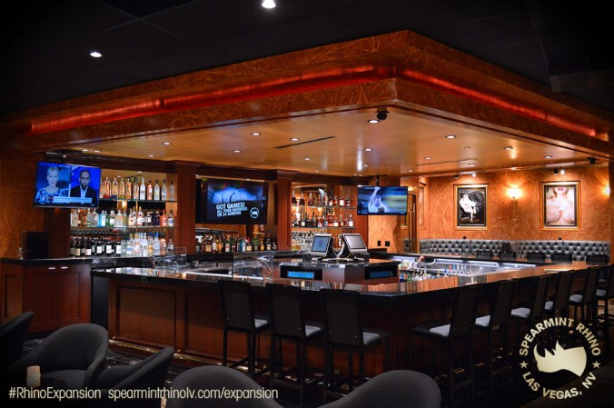 Spearmint Rhino Las Vegas Gentleman's Club Expansion