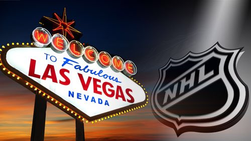 HOCKEY IN VEGAS
