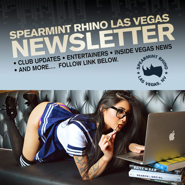 spearmint rhino las vegas newsletter