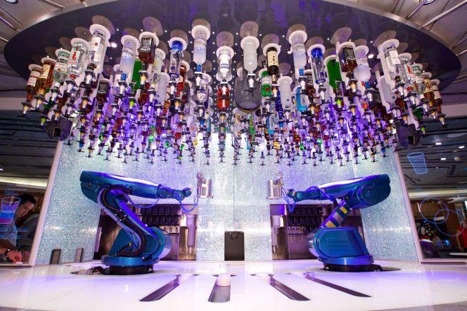 bionic bar las vegas